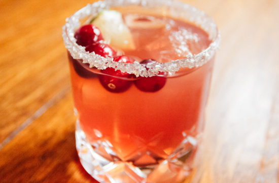 Holiday Cocktail: Cranberry Margarita   Stephanie Drenka