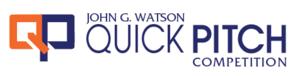 Quickpitch 2017 logo side