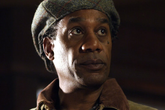 Joe Morton As Henry Deacon On Eureka