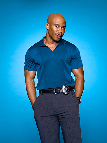 Erik King as Sgt. Doakes on Dexter