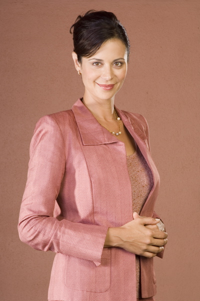 Catherine Bell As Denise Sherwood On Army Wives