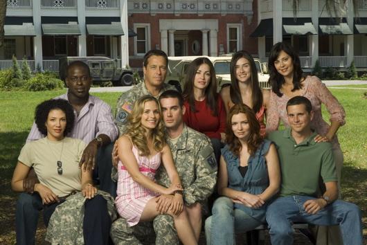 Army Wives Season 1 Cast Promo Photos