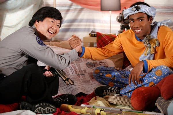 Community Season 3 Episode 14 Pillows And Blankets