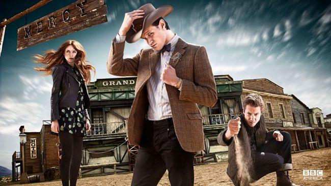 Doctor Who Season 7 Episode 3 Season 7 A Town Called Mercy 14