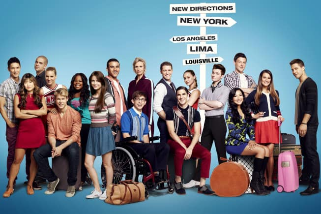Glee Cast Season 4