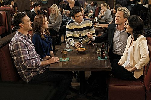 HOW I MET YOUR MOTHER Season 8 Episode 4 Who Wants to Be a Godparent