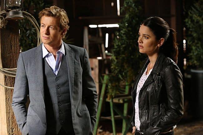 THE MENTALIST Season 5 Episode 10 Panama Red