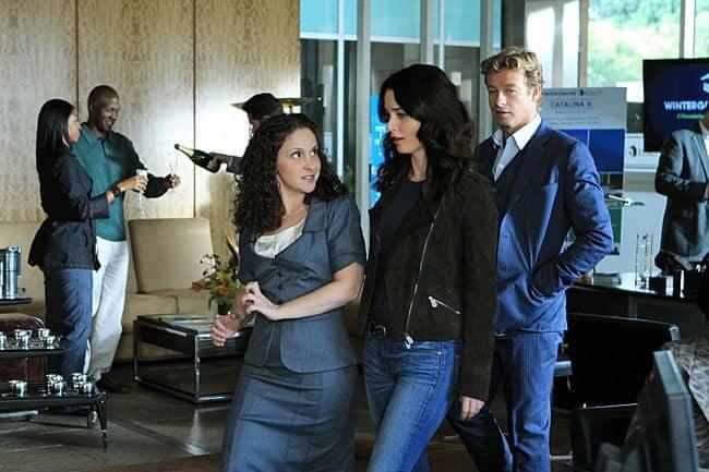 THE MENTALIST Season 5 Episode 9 Black Cherry