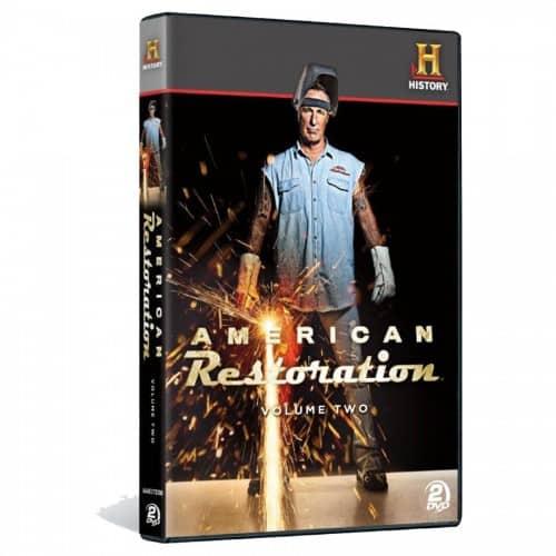 American Restoration Volume 2 DVD