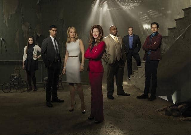 Body Of Proof Cast Season 3