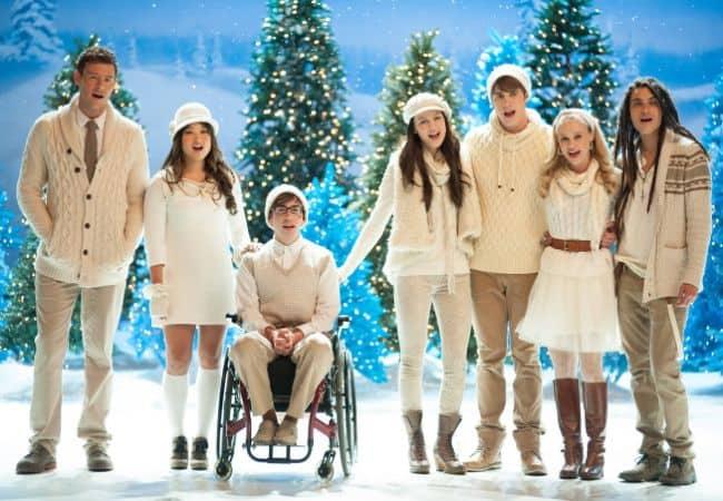 Glee Season 4 Episode 10 Glee Actually