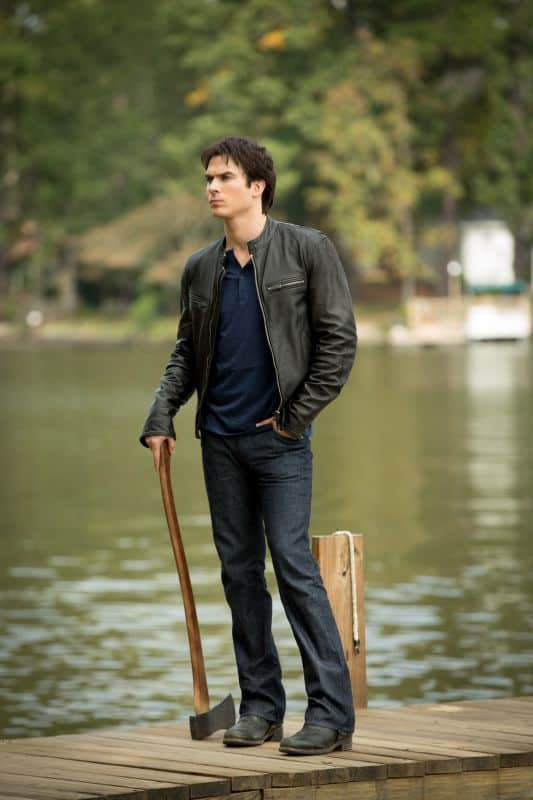 THE VAMPIRE DIARIES Season 4 Episode 9 O Come All Ye Faithful