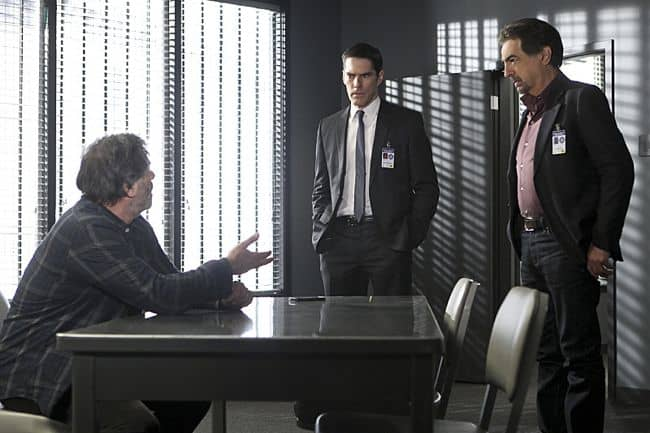 CRIMINAL MINDS Season 8 Episode 14 All That Remains