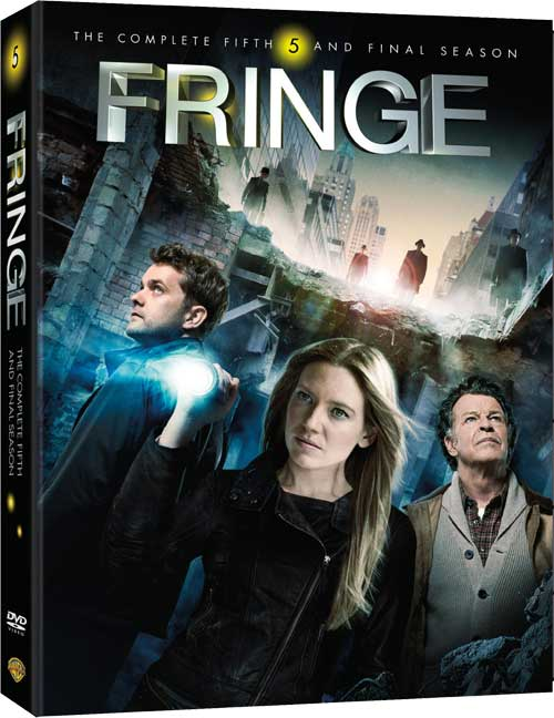 Fringe Season 5 DVD