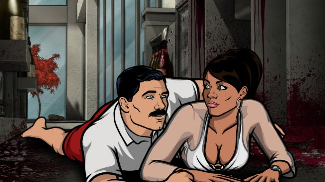 Archer Season 4 Episode 1