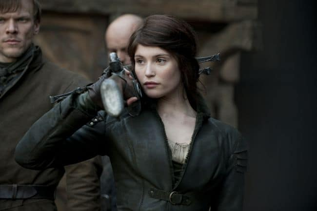 HANSEL AND GRETEL WITCH HUNTERS Gemma Arterton