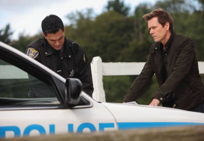 THE FOLLOWING Season 1 Episode 5 The Siege