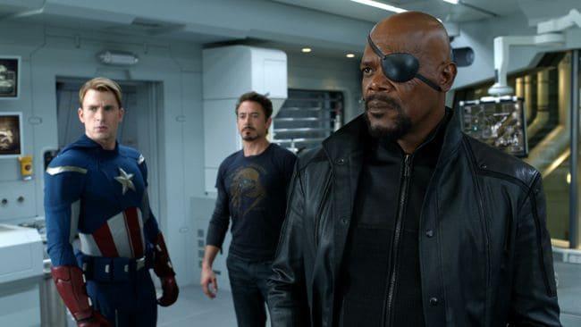 The Avengers Cast
