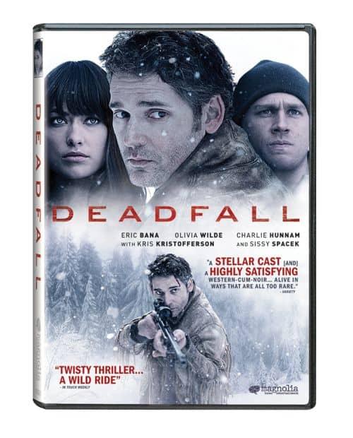 Deadfall DVD