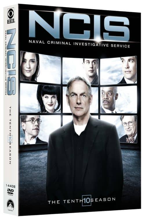 NCIS Season 10 DVD