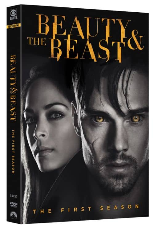 BEAUTY AND THE BEAST Season 1 DVD