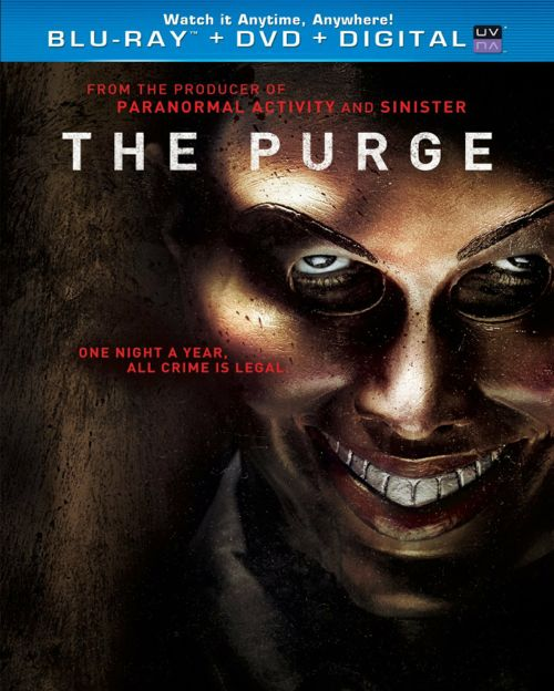 The Purge Bluray DVD