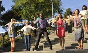 PSYCH The Musical Review