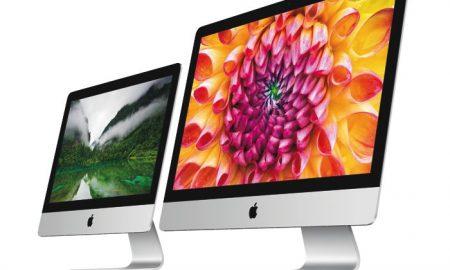 New Apple 21 27 iMac