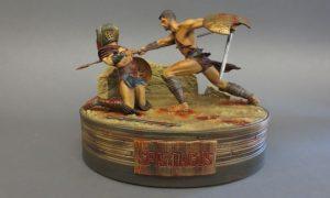 Spartacus Limited Edition Figure