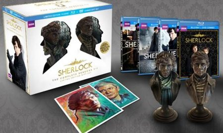 Sherlock Limited Edition Gift Set
