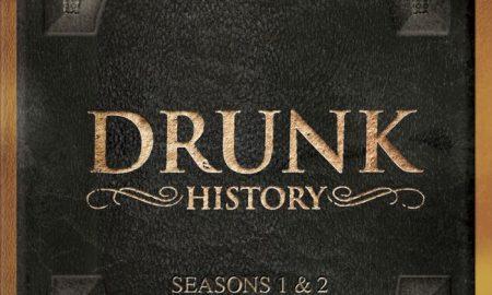 Drunk History Season 1 2 DVD
