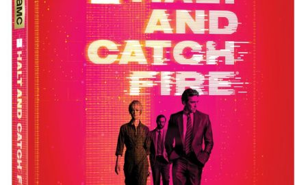 Halt And Catch Fire Season 1 Bluray DVD