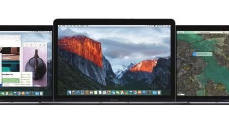 MacBook OSX ElCapitan