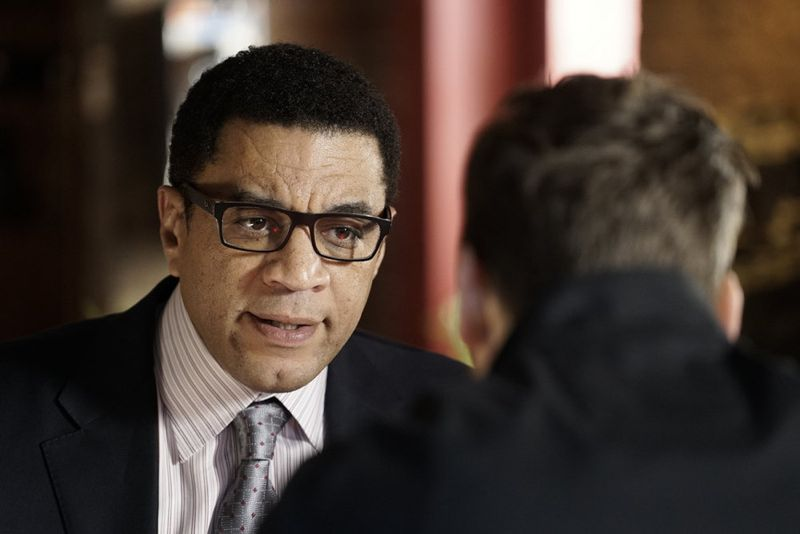 """THE BLACKLIST -- """"Sir Crispin Crandall"""" Episode 306 -- Pictured: Harry Lennix as Harold Cooper -- (Photo by: Peter Kramer/NBC)"""