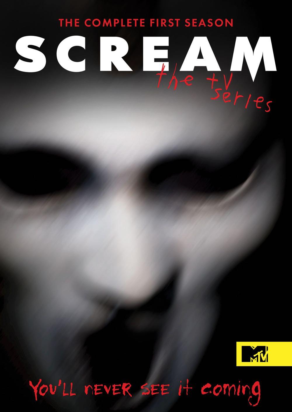 Scream Season 1 DVD TV Series