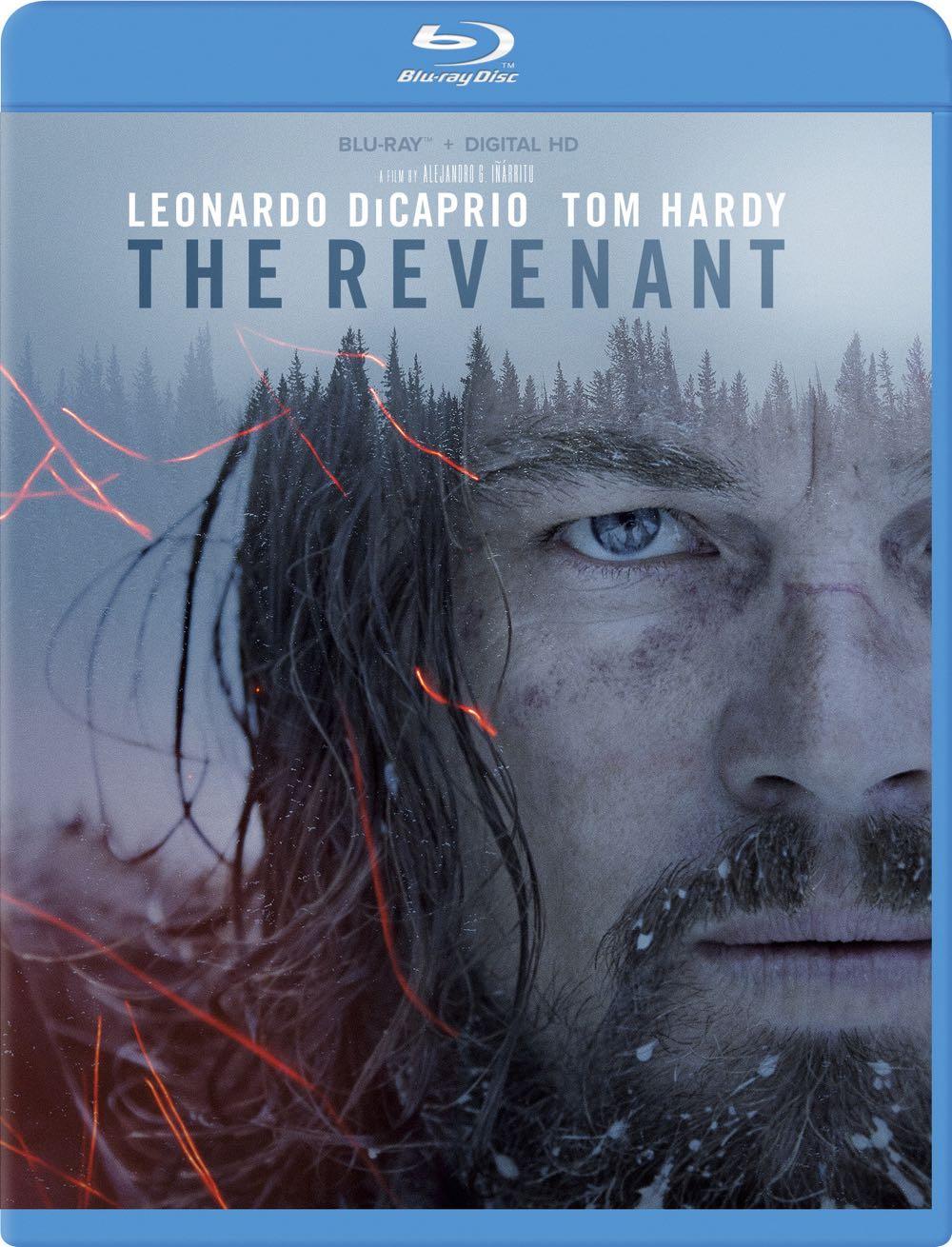 The Revenant Bluray