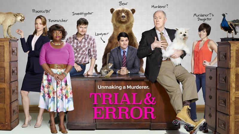 Trial & Error Cast NBC