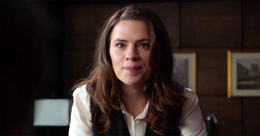 conviction hayley atwell