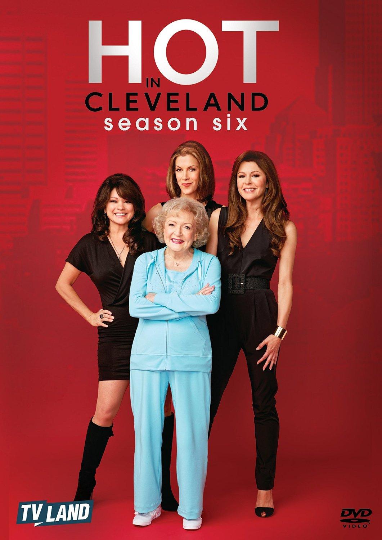 Hot In Cleveland Season 6 DVD