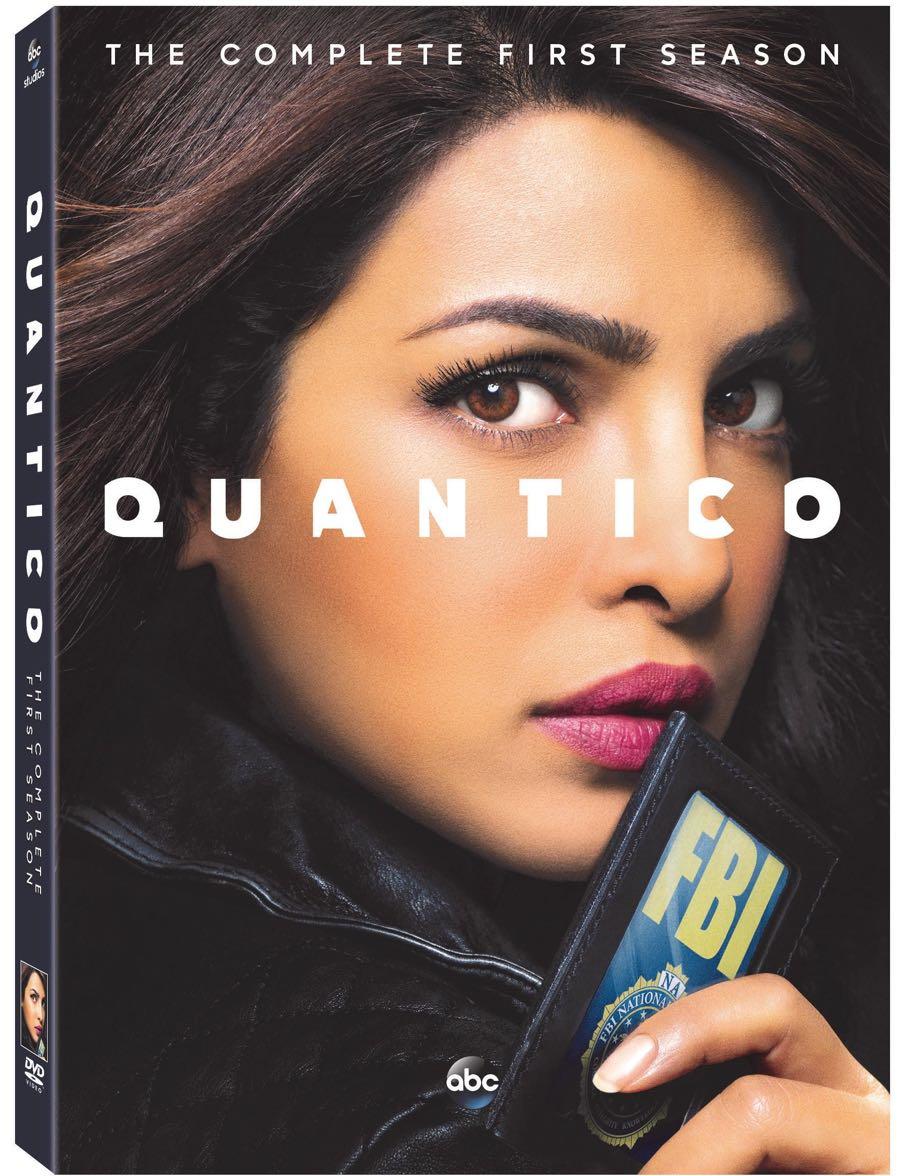 Quantico Season One DVD 1