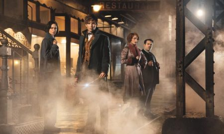FANTASTIC BEASTS AND WHERE TO FIND THEM Cast
