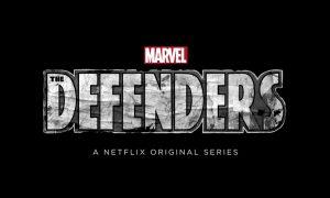 The Defenders Logo Marvel Netflix