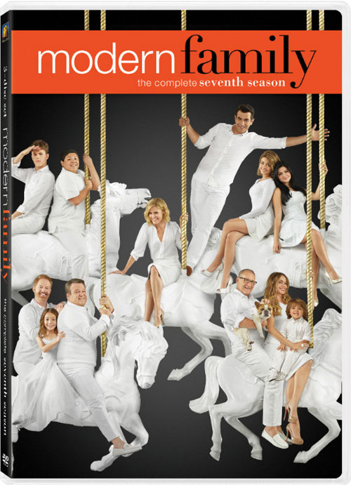 MODERN FAMILY Season 7 DVD