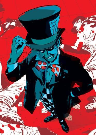 Mad Hatter Gotham