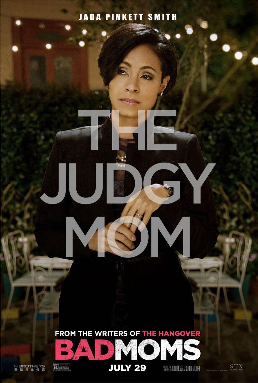 Bad Moms Poster Jada Pinkett Smith
