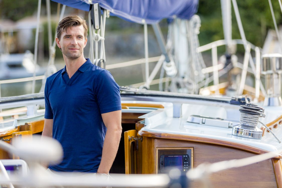 Lucas Bryant Summer Of Love Hallmark Channel