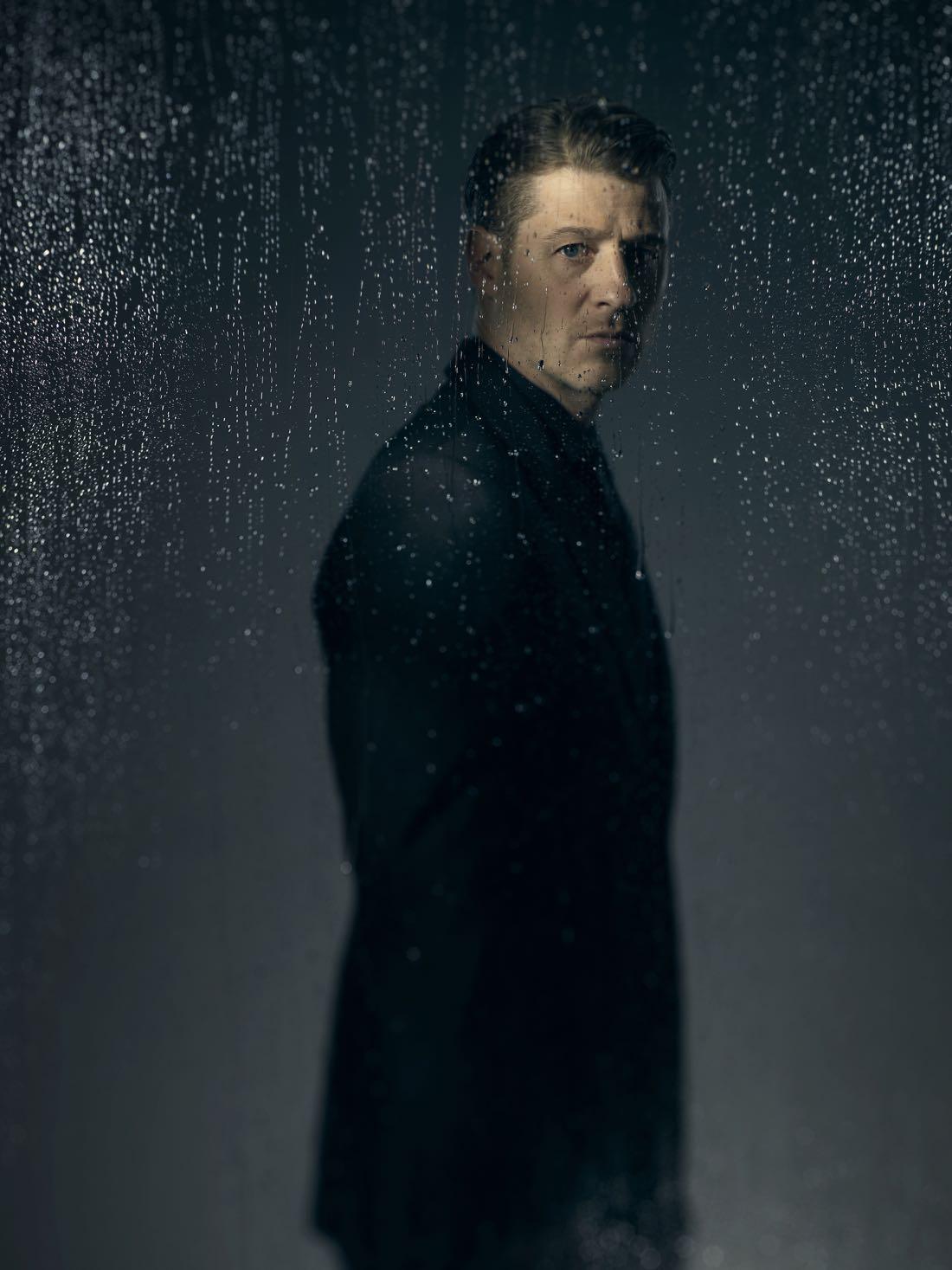 GOTHAM: Ben McKenzie. Season 3 of GOTHAM premieres Monday, Sept. 19 (8:00-9:00 PM ET/PT) on FOX. ©2016 Fox Broadcasting Co. Cr: Kevin Lynch/FOX