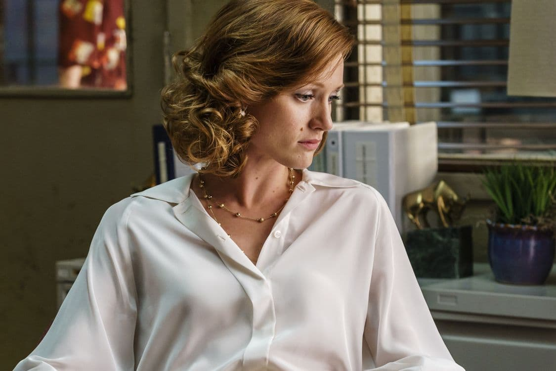 Kerry Bishe as Donna Clark- Halt and Catch Fire _ Season 3, Episode 7 - Photo Credit: Tina Rowden/AMC