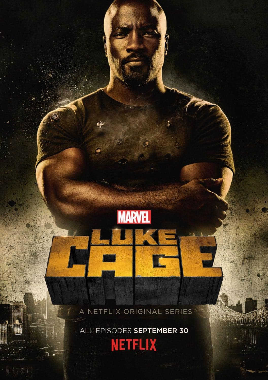 Mike Colter as Luke Cage | Luke Cage