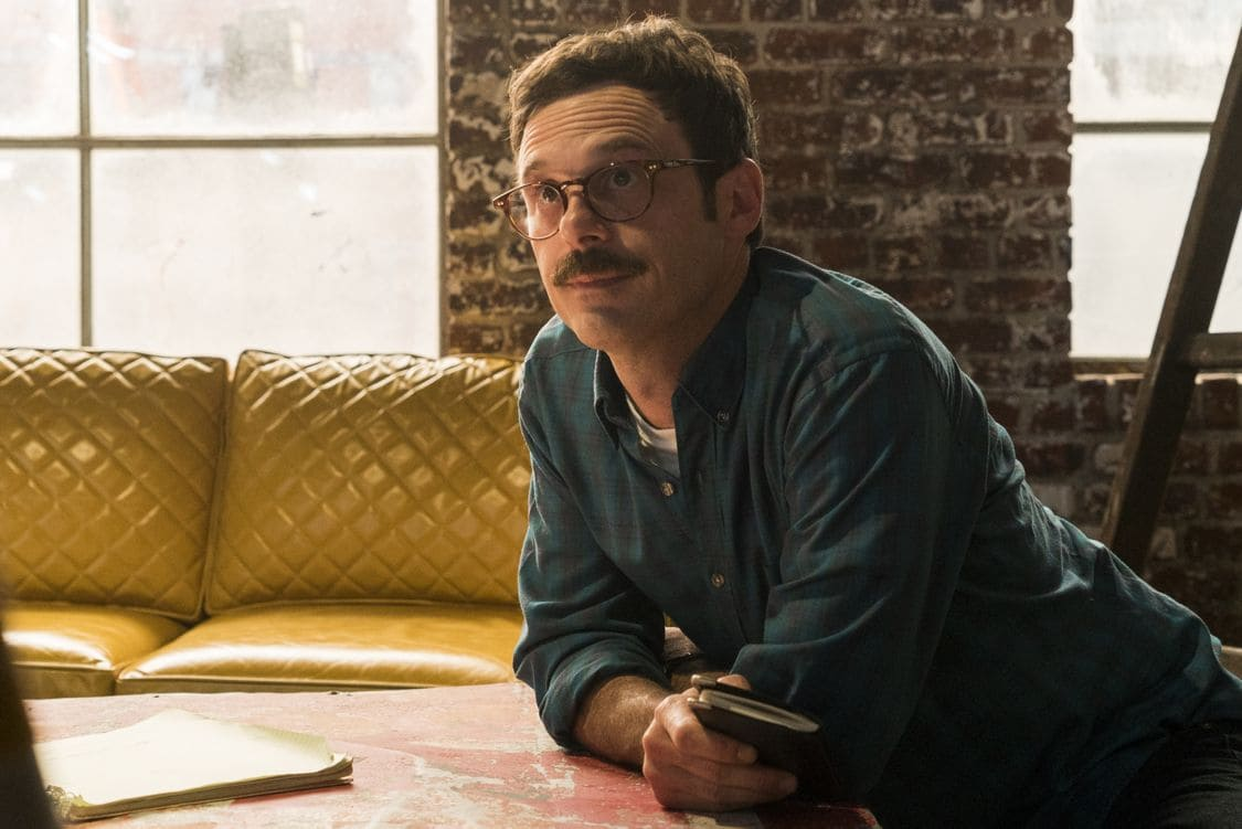 Scoot McNairy as Gordon Clark - Halt and Catch Fire _ Season 3, Episode 5  - Photo Credit: Tina Rowden/AMC
